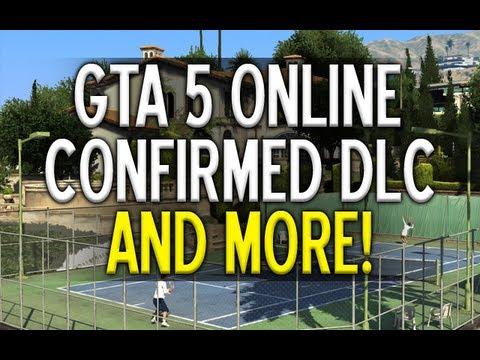 GTA 5 ONLINE BIG NEWS UPDATE CONFIRMED DLC, GAMETYPES, ADDITIONS AND MORE! (GTAV)