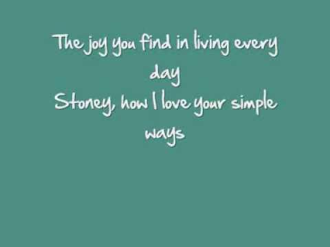 Lobo - Stoney (lyrics)