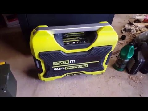 Power It Lithium Battery Generator