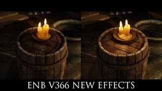 TES V - Skyrim Mods: Rudy ENB - NEW EFFECTS - ENB V366