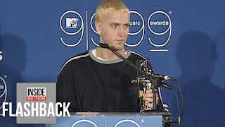 Eminem's Mom Says Son's Raps About Her Are Untrue