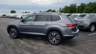 2019 Vw Atlas 3.6 Sel Premium 4motion ****rare Color Combo****