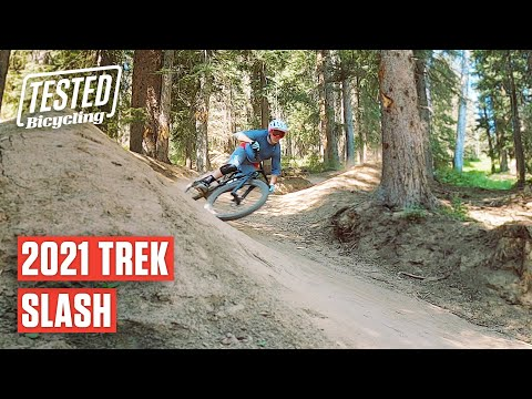 2021 Trek Slash 9.9 | TESTED | Bicycling