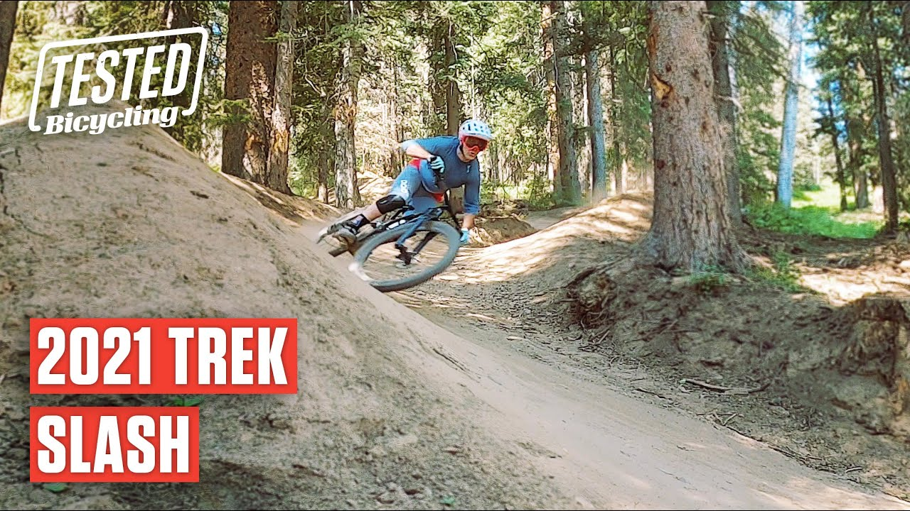 2021 Trek Slash 9.9 | TESTED | Bicycling