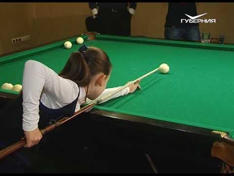 Самая молодая чемпионка России по русскому бильярду вернулась в Самару