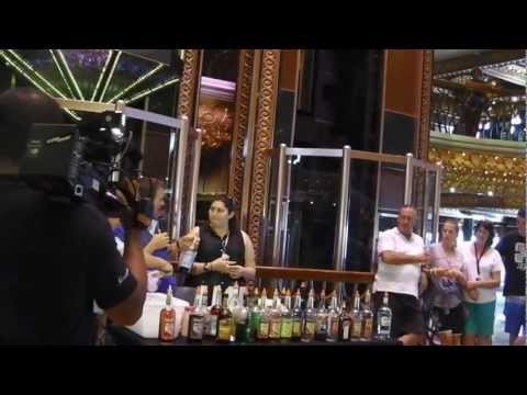 Carnival Spirit - Mixology Competition 2