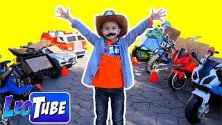 Leo el vendedor de coches PekeCars