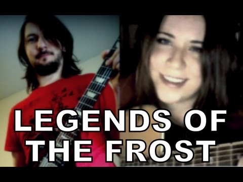 Miracle Of Sound ft. Malukah - Legends Of The Frost (Original Skyrim song)