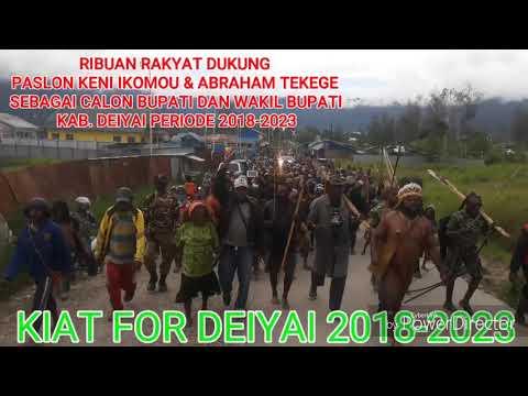 IKOMOU-TEKEGE FOR DEIYAI 2018-2023
