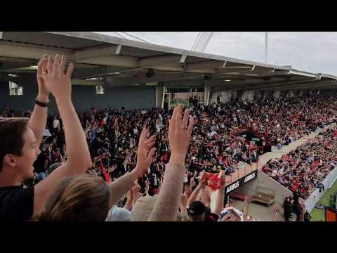 Stade Toulousain ST / Racing 92 - TOP 14 - Ambiance Tribune