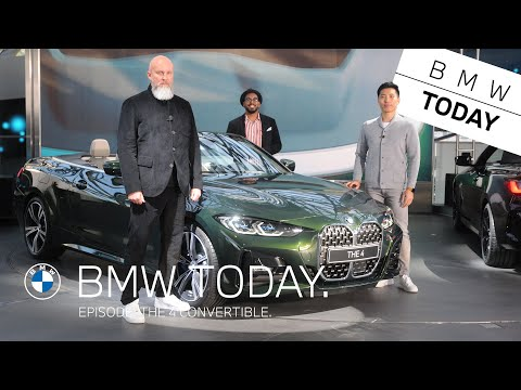 BMW Today – Episode 27: THE 4 Convertible