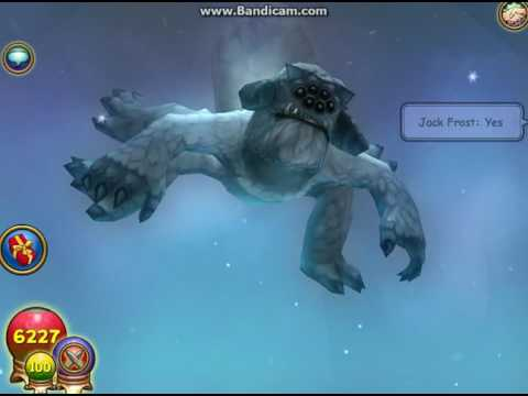 WIZARD101:EXALTED ICE PVP:ROAD TO WARLORD
