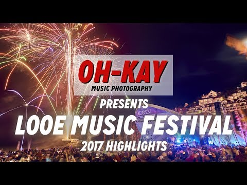 LOOE MUSIC FESTIVAL 2017 | 29TH SEPT - 1ST OCT | SLIDESHOW HIGHLIGHTS