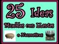 25 Ideas Muebles con Neumaticos o llantas. 25 Ideas recycle tire furniture