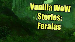 Vanilla/Classic WoW Stories: Feralas Nostalgia