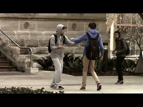 Bullying In Public (Social Experiment)