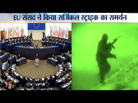 European Union Supports Surgical Strike by India in PoK, PM Modi Chairs CCS Meeting