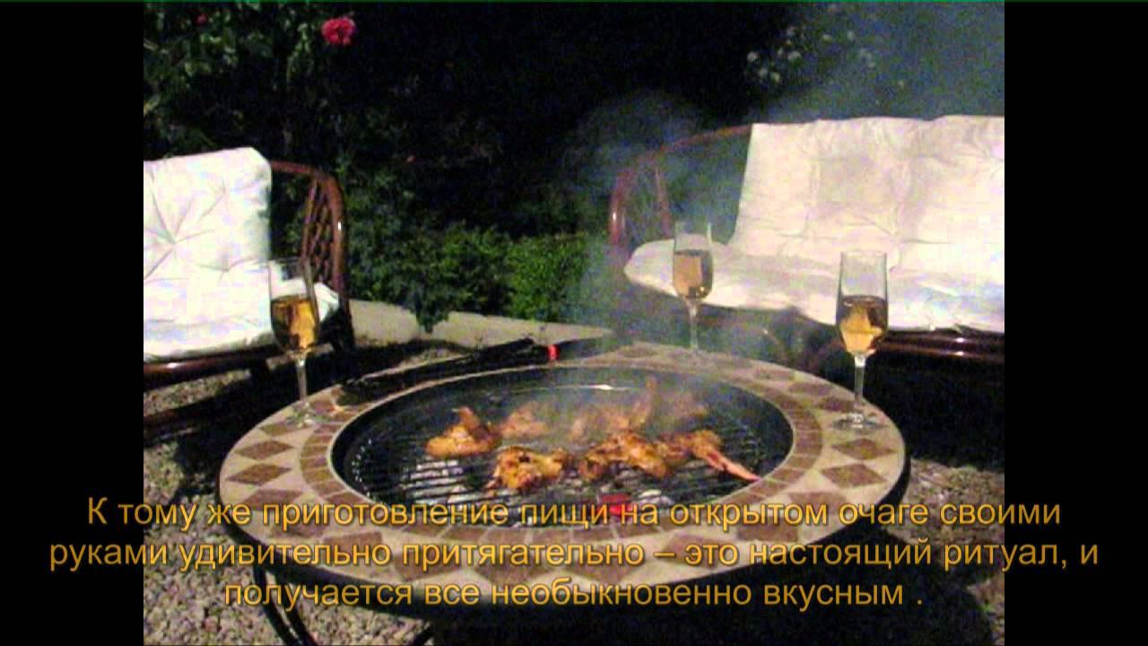 Столы для барбекю фото электрические камины в леруа мерлен в краснодаре