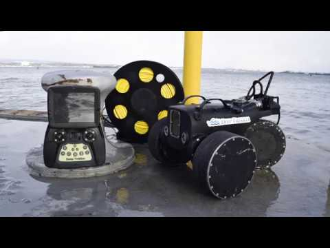 The DT640 Utility MagCrawler - Hull Inspection