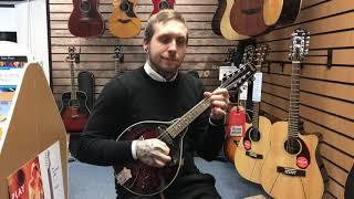 Stagg Mandolin - Rimmers Music