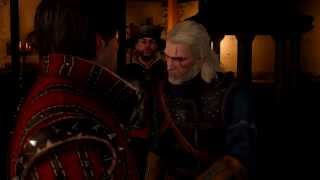 "The witchers do some serious drinking - ""Lambert, you"