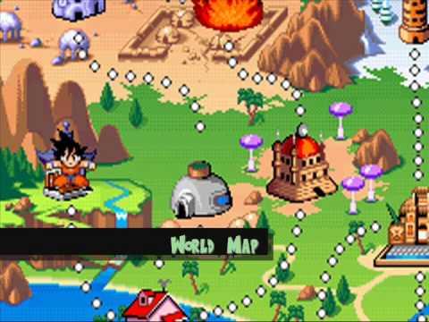 Dragonball advanced adventure world map youtube dragonball advanced adventure world map gumiabroncs Images