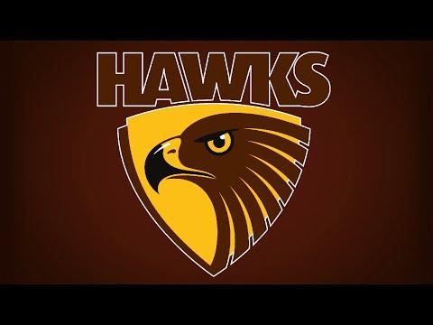 AFL: Hawthorn Hawks Club Song 2015 (Lyrics Video)