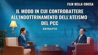 """""""La conversazione"""" - In che modo i cristiani controbattono l'indottrinamento dell'ateismo del PCC"""