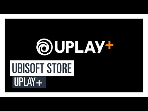 UPLAY+ Starting 3rd September 2019