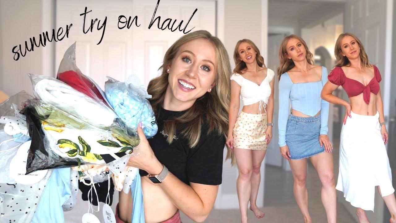 Honest Lulu's & Princess Polly Try on Haul!