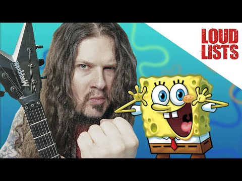 Aimee - Pantera on Spongebob? It happened!