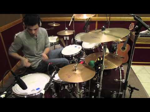 Monarchy of Roses by RHCP - DRUM COVER