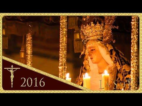 Salida de Nuestra Señora de la Presentación - Hdad. del Calvario (Semana Santa Sevilla 2016)
