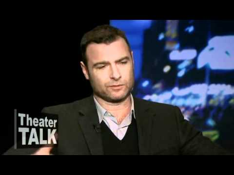 """Theater Talk: """"A View from the Bridge"""" with actor Liev Schreiber and director Gregory Mosher."""