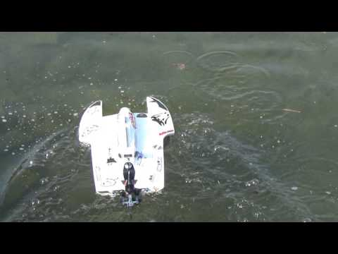 L'offshore RC Vampire Hydro Marine de Lionel  : Offshore Club de Paris