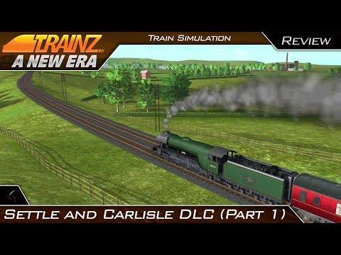 Settle And Carlisle Route DLC Review (Part 1) | Trainz: A New Era | #16