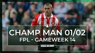 CHAMP MAN FPL | GAMEWEEK 14 PREVIEW | DOUBLE GAMEWEEK THOUGHTS