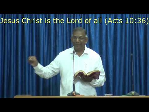 Vessel Unto Honor & Sanctified-Truths to know & Consider in Children's Ministry--Bro.Paul Gideon