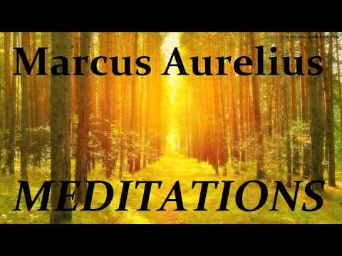 THE MEDITATIONS OF MARCUS AURELIUS - FULL AudioBook | Τὰ εἰς ἑαυτόν