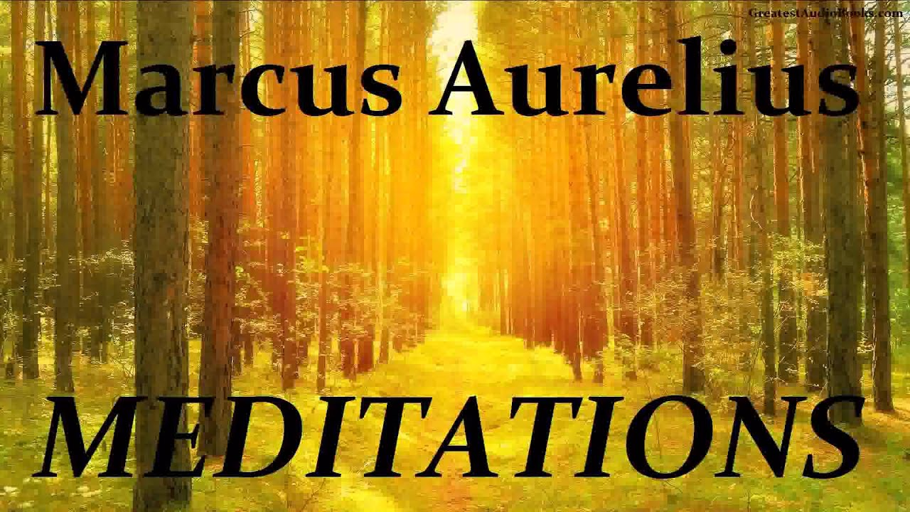 THE MEDITATIONS OF MARCUS AURELIUS - FULL AudioBook | Τὰ εἰς ἑαυτόν