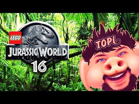 LEGO JURASSIC WORLD -  Die SUCHE nach TOPIG