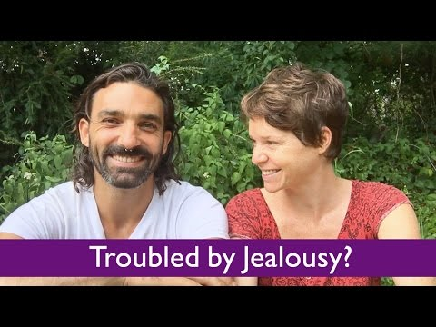 How to Get Rid of Jealousy || polyamorous couple shares experience