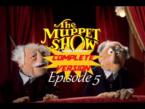 The Muppet Show Compilations: Ep. 5 - Statler and Waldorf's comments (Season 1) [COMPLETE VERSION]
