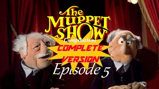 Video The Muppet Show Compilations: Ep. 5 - Statler and Waldorf's comments (Season 1) [COMPLETE VERSION] download MP3, 3GP, MP4, WEBM, AVI, FLV November 2017