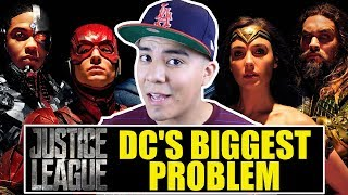 DC'S Downfall | The Main Problem With JUSTICE LEAGUE (SPOILERS)