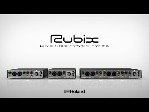Rubix - Portable, Powerful USB Audio Interface