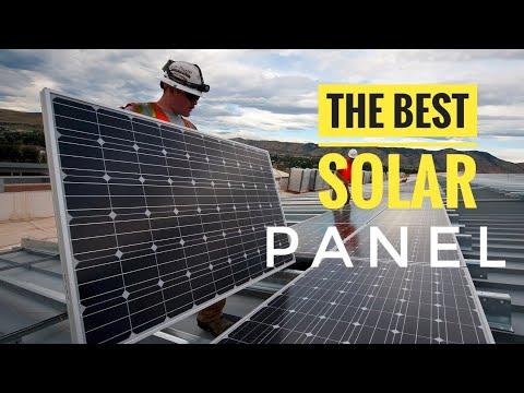 எந்த சோலார் பேனல் வாங்களாம்?   Types of Solar panels   Tamil   சோலார் பேனல் வகைகள் Best Solar Panels