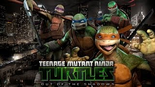 Teenage Mutant Ninja Turtles: Out Of The Shadows [HD] - Epic Gameplay