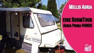Vorstellung Mellis Adria Prima 4149DO | Happy Camping