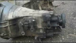 Обзор 5-кпп мерседес 123. Сравнение с 4-кпп. Review 5-transmission Mercedes 123. end  the 4-cat.